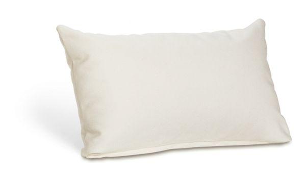 Custom 20w 12h Knife Edge Throw Pillow