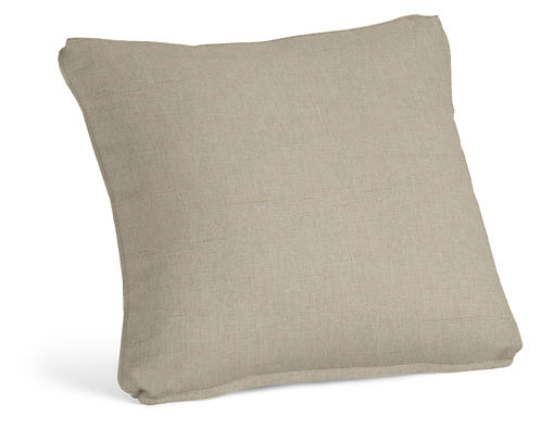 Custom 21w 21h Welted Throw Pillow