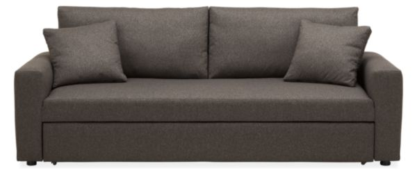 "Aldrich Custom 94"" Pop-Up Platform Queen Sleeper Sofa"