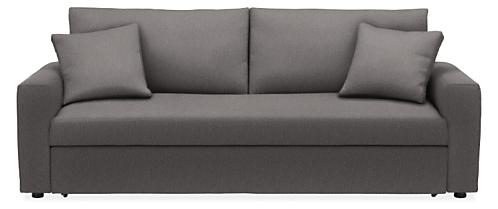 "Aldrich 94"" Pop-Up Platform Queen Sleeper Sofa"
