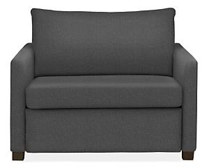 Allston Slope Arm Twin Sleeper Chair
