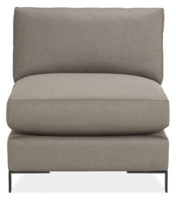 Altura Custom Armless Chair