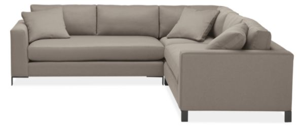 "Altura Custom 114x114"" Three-Piece Sectional"
