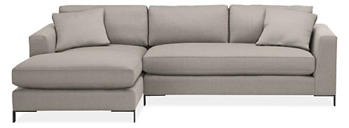 """Altura 114"""" Sofa with Left-Arm Chaise"""