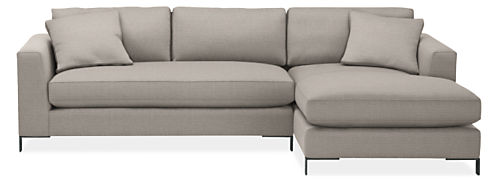 "Altura 114"" Sofa with Right-Arm Chaise"