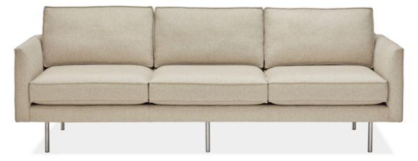 "Anderson 91"" Three-Cushion Sofa"