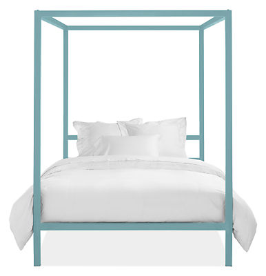 Architecture Canopy Bed in Colors - Modern Beds & Platform Beds ...