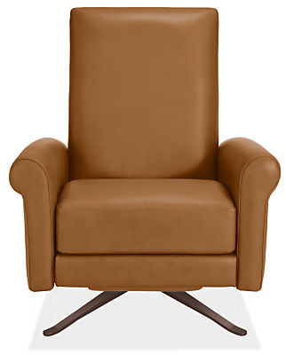 Arlo Select Recliner Rolled-Arm