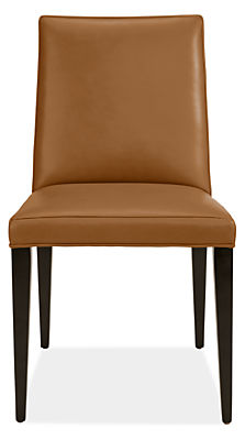 ava leather dining chairs modern dining chairs modern dining