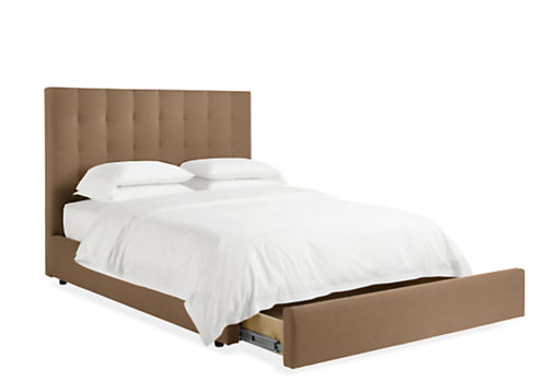 Avery Queen Storage Bed