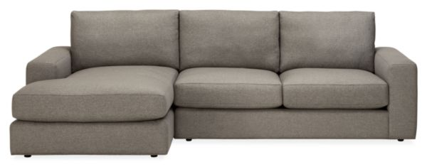 "Beckett 107"" Sofa with Left-Arm Chaise"