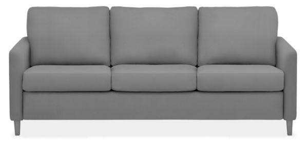 """Berin Custom Thin Arm 88"""" King Sleeper Sofa"""