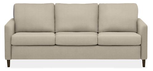 """Berin Thin Arm 88"""" King Sleeper Sofa"""