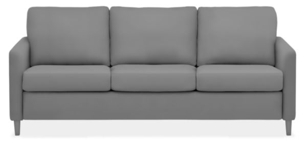 "Berin Custom Thin Arm 88"" King Sleeper Sofa"