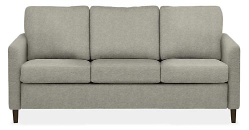 """Berin Thin Arm 78"""" Queen Plus Sleeper Sofa"""