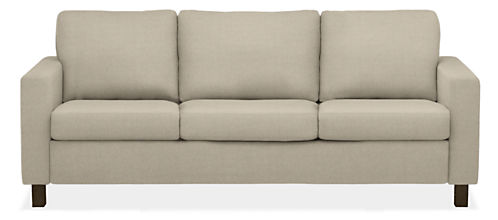 "Berin Custom Wide Arm 92"" King Sleeper Sofa"