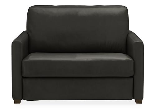 Berin Custom Thin Arm Twin Sleeper Chair