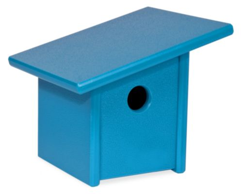 Pitch Bird House