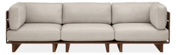 "Span 110"" Three-Piece Modular Sofa"