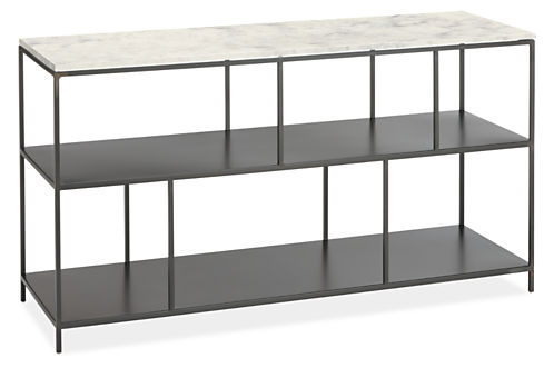 Bowen Console Tables Modern Bookcases Shelves Modern Office - Room and board console table
