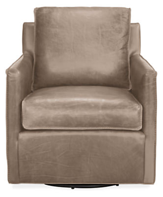 Bram Custom Swivel Chair