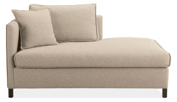 """Bram Custom 64"""" Left-Back Sofa"""