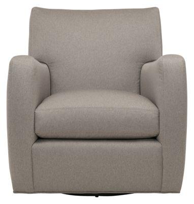 Brennan Custom Swivel Chair