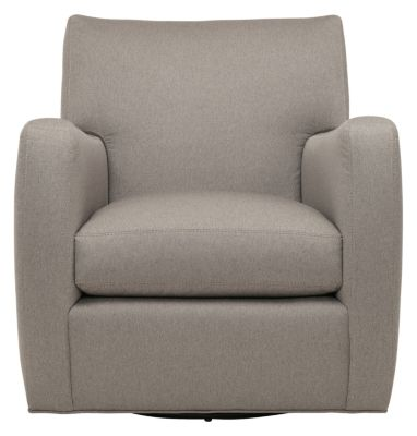 Brennan Custom Swivel Chair