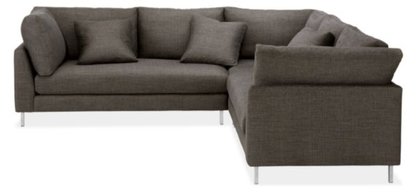 "Bryce Custom 110x110"" Three-Piece Sectional"