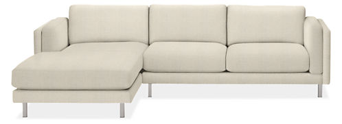 "Cade 114"" Sofa with Left-Arm Chaise"