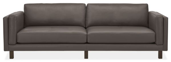 Admirable Cade Leather Sofas Gmtry Best Dining Table And Chair Ideas Images Gmtryco