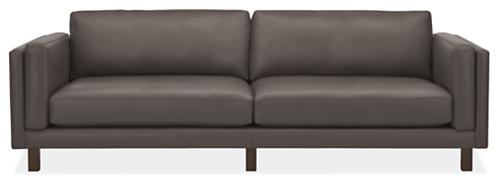 """Cade 101"""" Two-Cushion Sofa"""