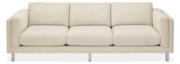 "Cade 101"" Three-Cushion Sofa"