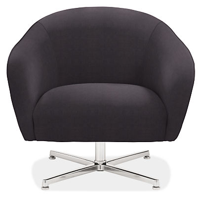 Carlo Swivel Chair - Modern Accent & Lounge Chairs - Modern Living ...