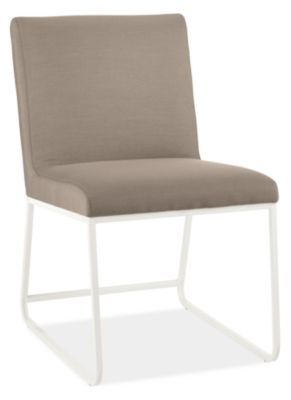 Carmel Outdoor Chair Crescent Collection in Slate and