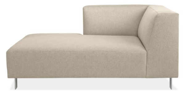 Chelsea Custom Left-Arm Chaise