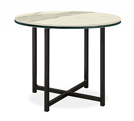 Classic 18 diam 16h Round Outdoor Side Table