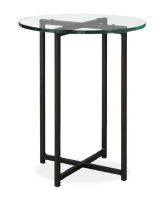 Classic 18 diam 22h Round End Table