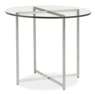 Classic 27 diam 20h Round End Table