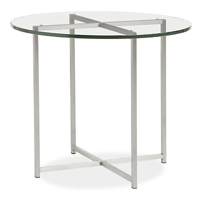 Classic 27 diam 24h Round End Table