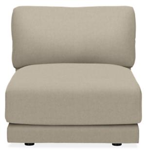 Clemens Custom Armless Chair