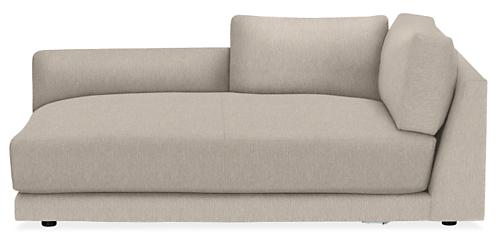 "Clemens 37"" Left-Arm Chaise"