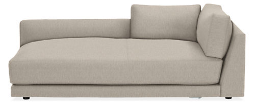 """Clemens Extra Deep 43"""" Left-Arm Chaise"""