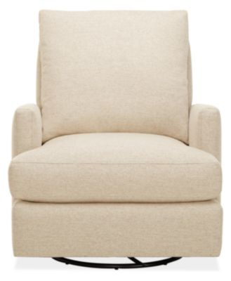 Colton Custom Swivel Glider Chair