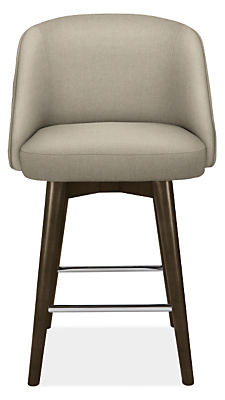 Cora Custom Swivel Counter Stool