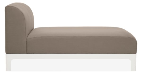 Crescent Chaise