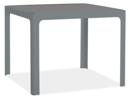 Crescent 37w 37d 29h Square Table