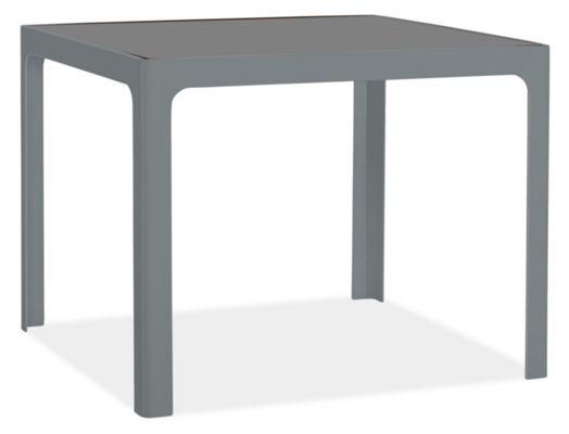 Crescent 37w 37d 29h Square Table
