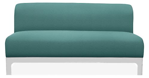 "Crescent 61"" Sofa"
