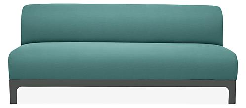 "Crescent 73"" Sofa"